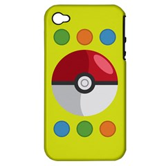 Starters Apple iPhone 4/4S Hardshell Case (PC+Silicone)