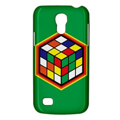 Colorful Cube, Solve It! Samsung Galaxy S4 Mini Hardshell Case