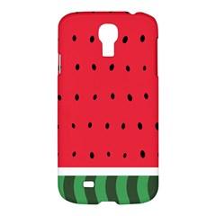 Watermelon! Samsung Galaxy S4 I9500/I9505 Hardshell Case
