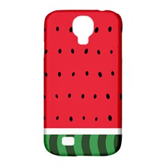 Watermelon! Samsung Galaxy S4 Classic Hardshell Case (PC+Silicone)