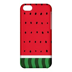 Watermelon! Apple iPhone 5C Hardshell Case
