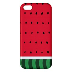 Watermelon! Iphone 5s Premium Hardshell Case