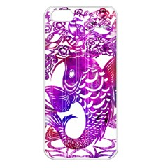 Form of Auspiciousness Apple iPhone 5 Seamless Case (White)