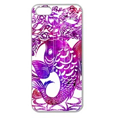 Form of Auspiciousness Apple Seamless iPhone 5 Case (Clear)