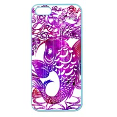 Form Of Auspiciousness Apple Seamless Iphone 5 Case (color)