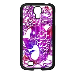 Form Of Auspiciousness   1800x3000 Samsung Galaxy S4 I9500/ I9505 Case (Black)
