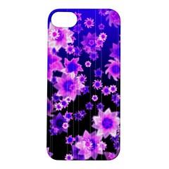 Midnight Forest Apple Iphone 5s Hardshell Case
