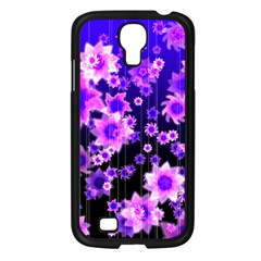 Midnight Forest Samsung Galaxy S4 I9500/ I9505 Case (black)