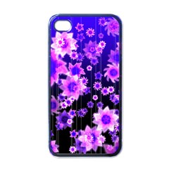 Midnight Forest Apple Iphone 4 Case (black)