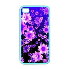 Midnight Forest Apple iPhone 4 Case (Color)