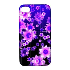 Midnight Forest Apple iPhone 4/4S Hardshell Case with Stand