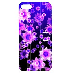 Midnight Forest Apple iPhone 5 Hardshell Case with Stand