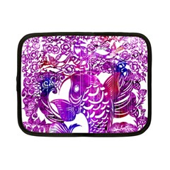 Form Of Auspiciousness Netbook Case (small)