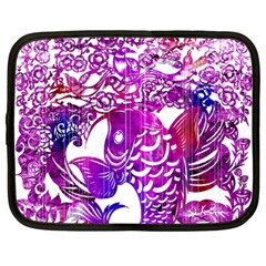 Form of Auspiciousness Netbook Case (Large)