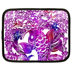 Form of Auspiciousness Netbook Case (XL)