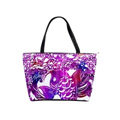 Form Of Auspiciousness Large Shoulder Bag