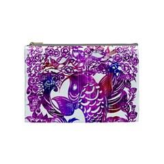 Form of Auspiciousness Cosmetic Bag (Medium)
