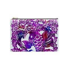 Form Of Auspiciousness Cosmetic Bag (medium)