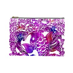 Form of Auspiciousness Cosmetic Bag (Large)