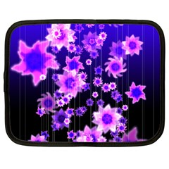 Midnight Forest Netbook Case (XL)