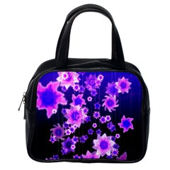 Midnight Forest Classic Handbag (One Side)
