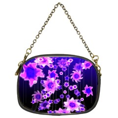 Midnight Forest Chain Purse (Two Sided)