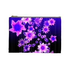 Midnight Forest Cosmetic Bag (Large)