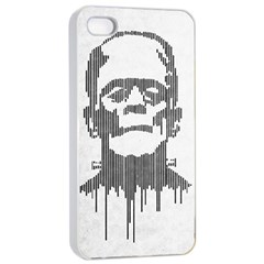 Monster Apple iPhone 4/4s Seamless Case (White)