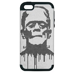 Monster Apple iPhone 5 Hardshell Case (PC+Silicone)