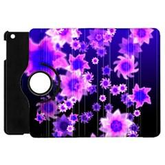 Midnight Forest Apple Ipad Mini Flip 360 Case