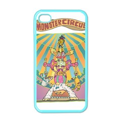 Monster Circus Apple Iphone 4 Case (color)