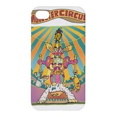 Monster Circus Apple Iphone 4/4s Hardshell Case