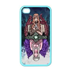 Love and Hate Apple iPhone 4 Case (Color)