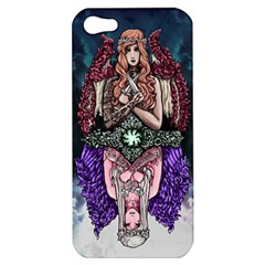 Love and Hate Apple iPhone 5 Hardshell Case