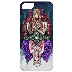 Love and Hate Apple iPhone 5 Classic Hardshell Case