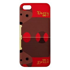 Mirror Mirror Iphone 5 Premium Hardshell Case