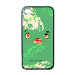 Feed Me Brains    Er, I Mean Texts! Apple Iphone 4 Case (black)