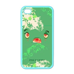 Feed Me Brains    Er, I Mean Texts! Apple Iphone 4 Case (color)