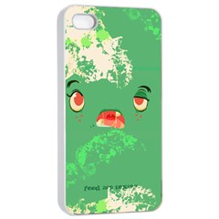 Feed Me Brains    Er, I Mean Texts! Apple Iphone 4/4s Seamless Case (white)