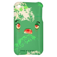 Feed Me Brains....er, I Mean Texts! Apple iPhone 3G/3GS Hardshell Case