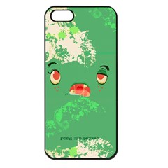 Feed Me Brains....er, I Mean Texts! Apple iPhone 5 Seamless Case (Black)