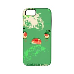 Feed Me Brains....er, I Mean Texts! Apple iPhone 5 Classic Hardshell Case (PC+Silicone)