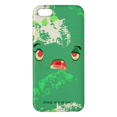 Feed Me Brains    Er, I Mean Texts! Iphone 5 Premium Hardshell Case
