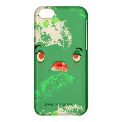 Feed Me Brains....er, I Mean Texts! Apple iPhone 5C Hardshell Case