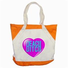 Beachbitch Accent Tote Bag