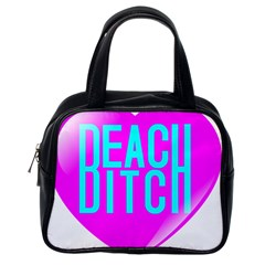 Beachbitch Classic Handbag (One Side)