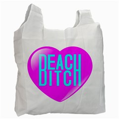 Beachbitch Recycle Bag (One Side)