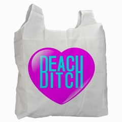 Beachbitch Recycle Bag (Two Sides)