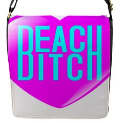 Beachbitch Flap closure messenger bag (Small)