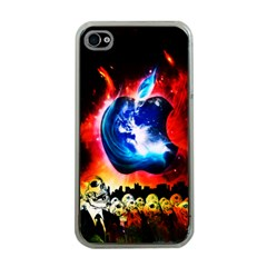 Its an Apple World Apple iPhone 4 Case (Clear)